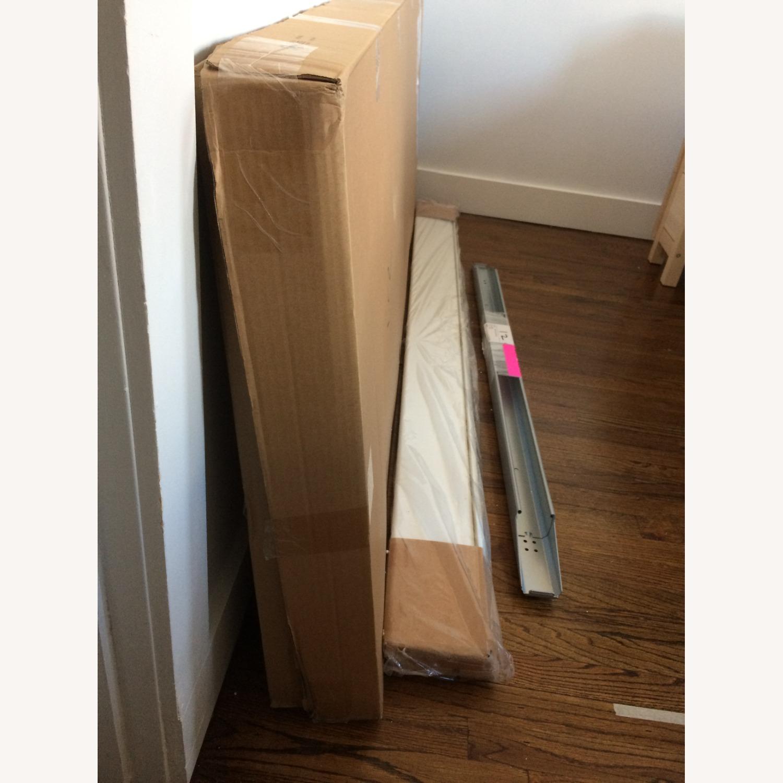 IKEA SAGSTUA Bed Frame - image-2