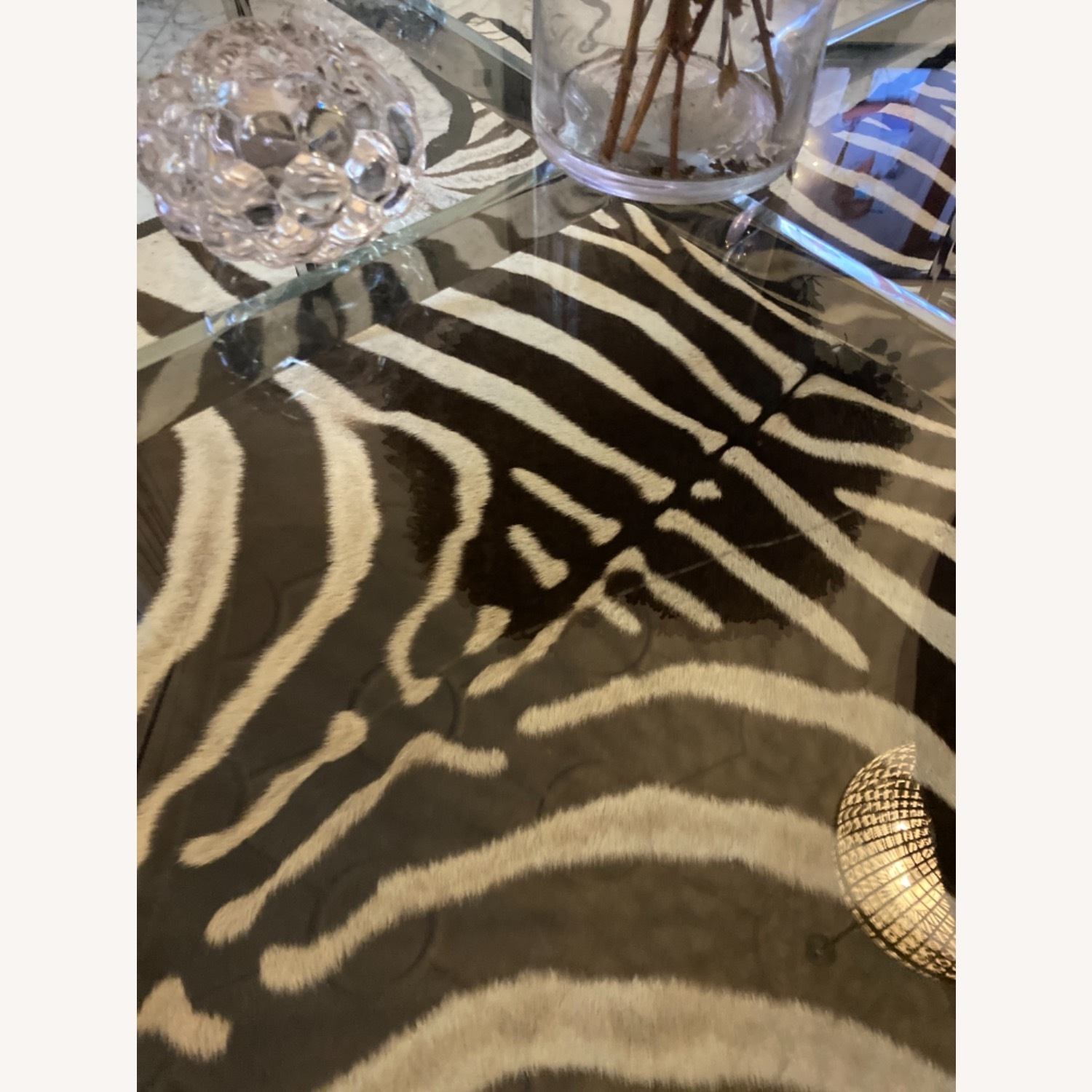 Design Within Reach Barcelona Glass Coffee Table - image-4