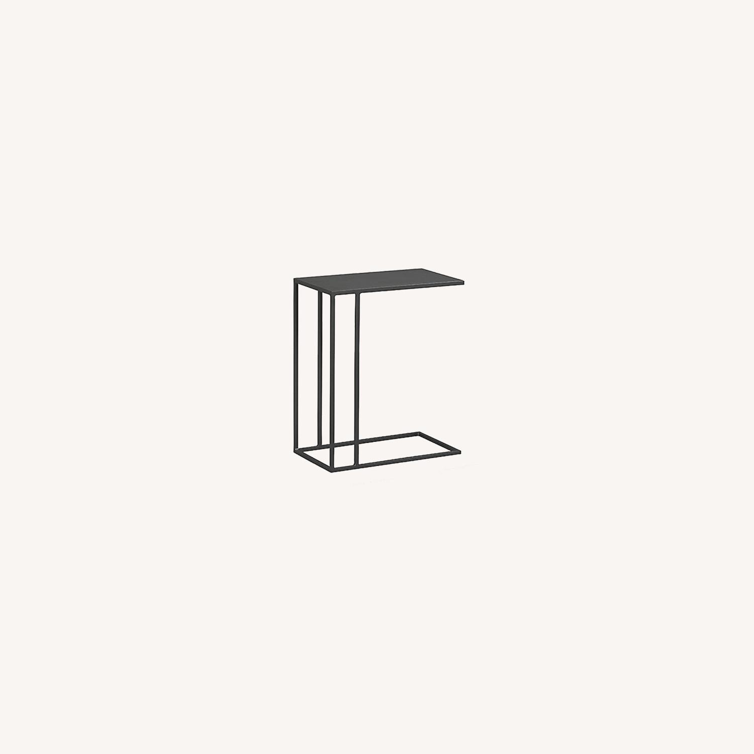 CB2 Mill C Side Table - image-0