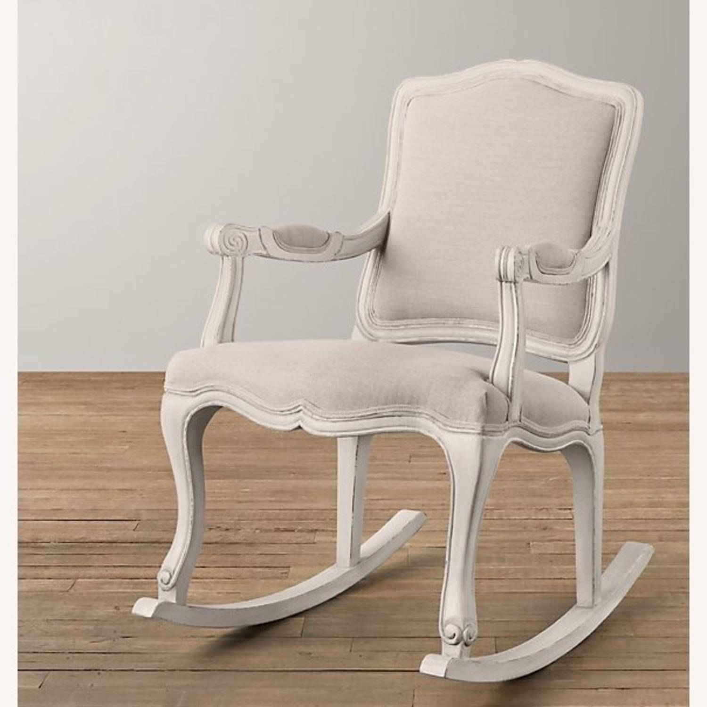 Restoration Hardware Rocking Chair Nursery - image-0