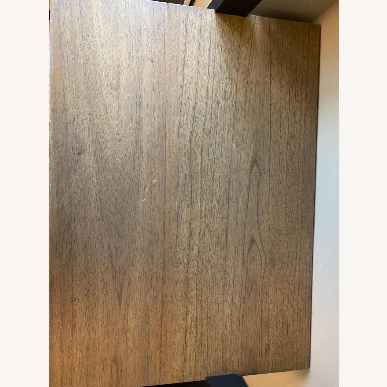 West Elm Ladder Shelf Desk - image-1