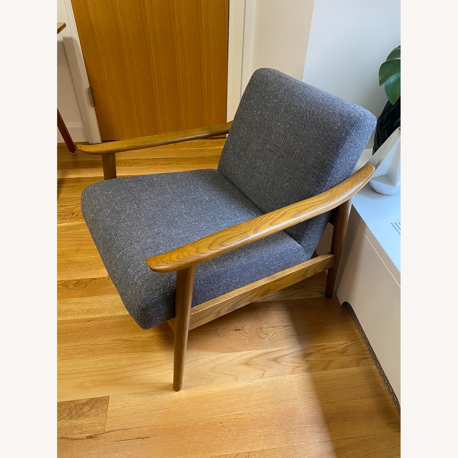 West Elm Mid-Century Show Wood Chair - image-4