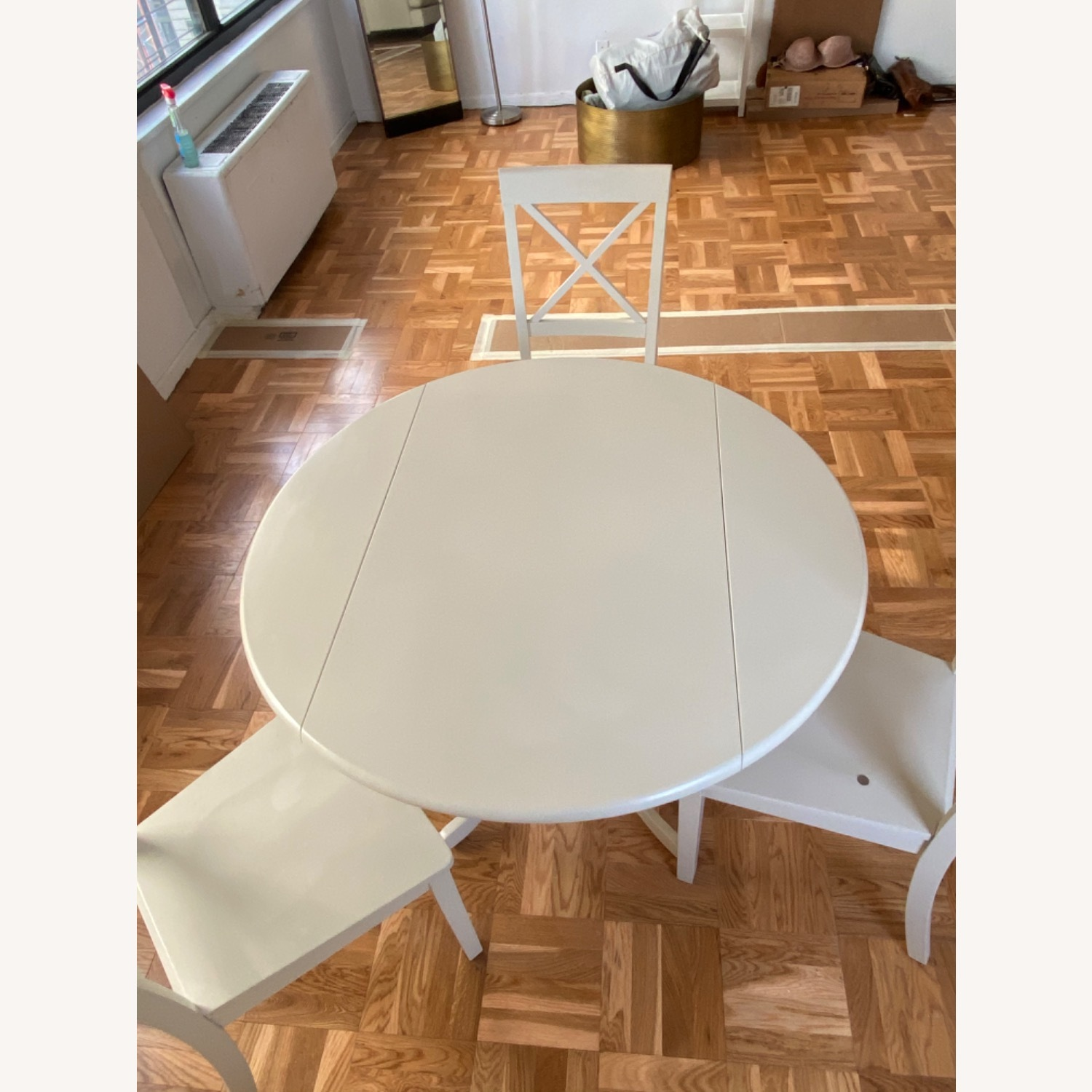 Dining Table and 4 Chairs - image-2