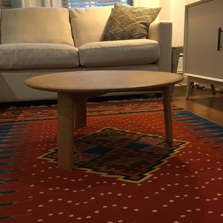 Hem Oak Coffee Table - image-1