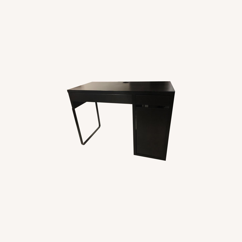 IKEA Assembled Micke Desk - image-0