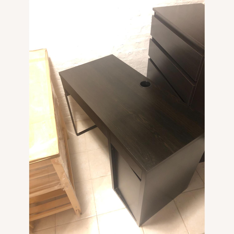 IKEA Assembled Micke Desk - image-2