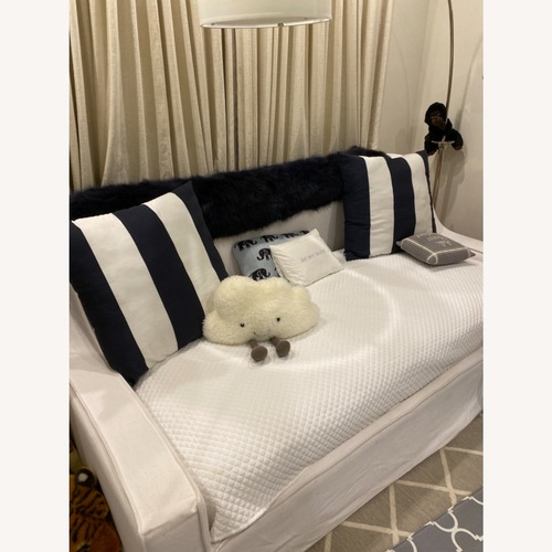 Used Restoration Hardware Twin Size Wynn Daybed for sale on AptDeco