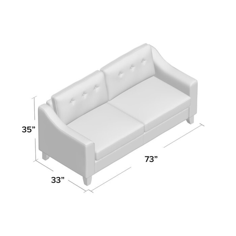 Wayfair 2 Seater Sofa - image-5