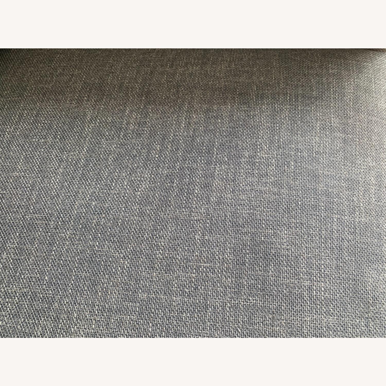 West Elm Urban Sofa Grey - image-8