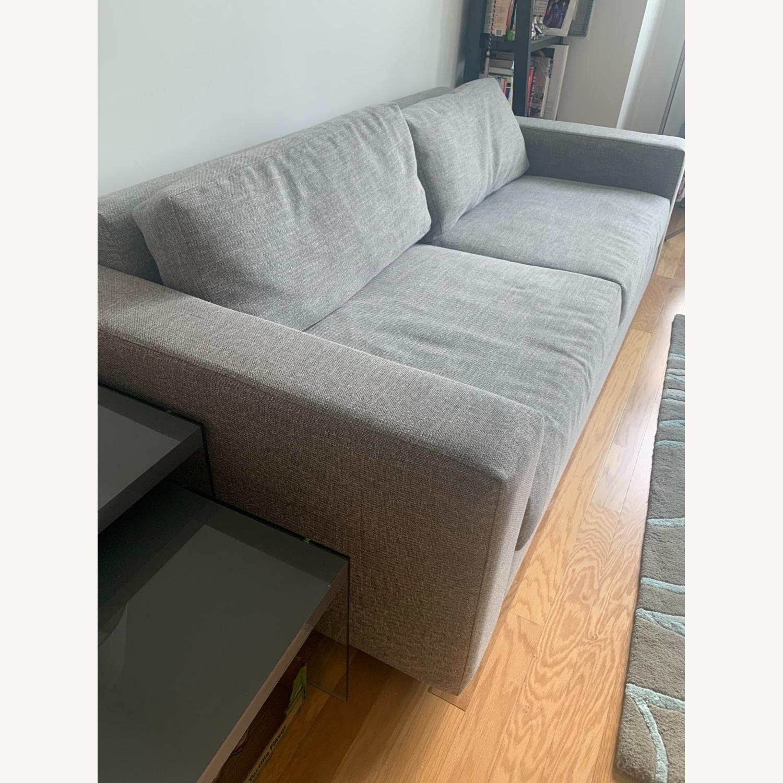 West Elm Urban Sofa Grey - image-6