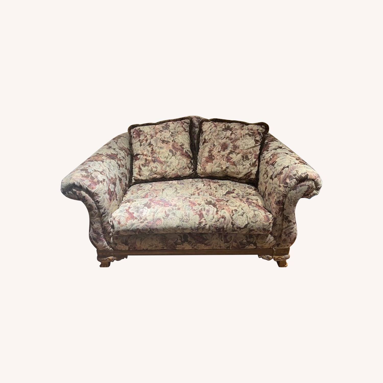Schnadig Love Seat - image-0