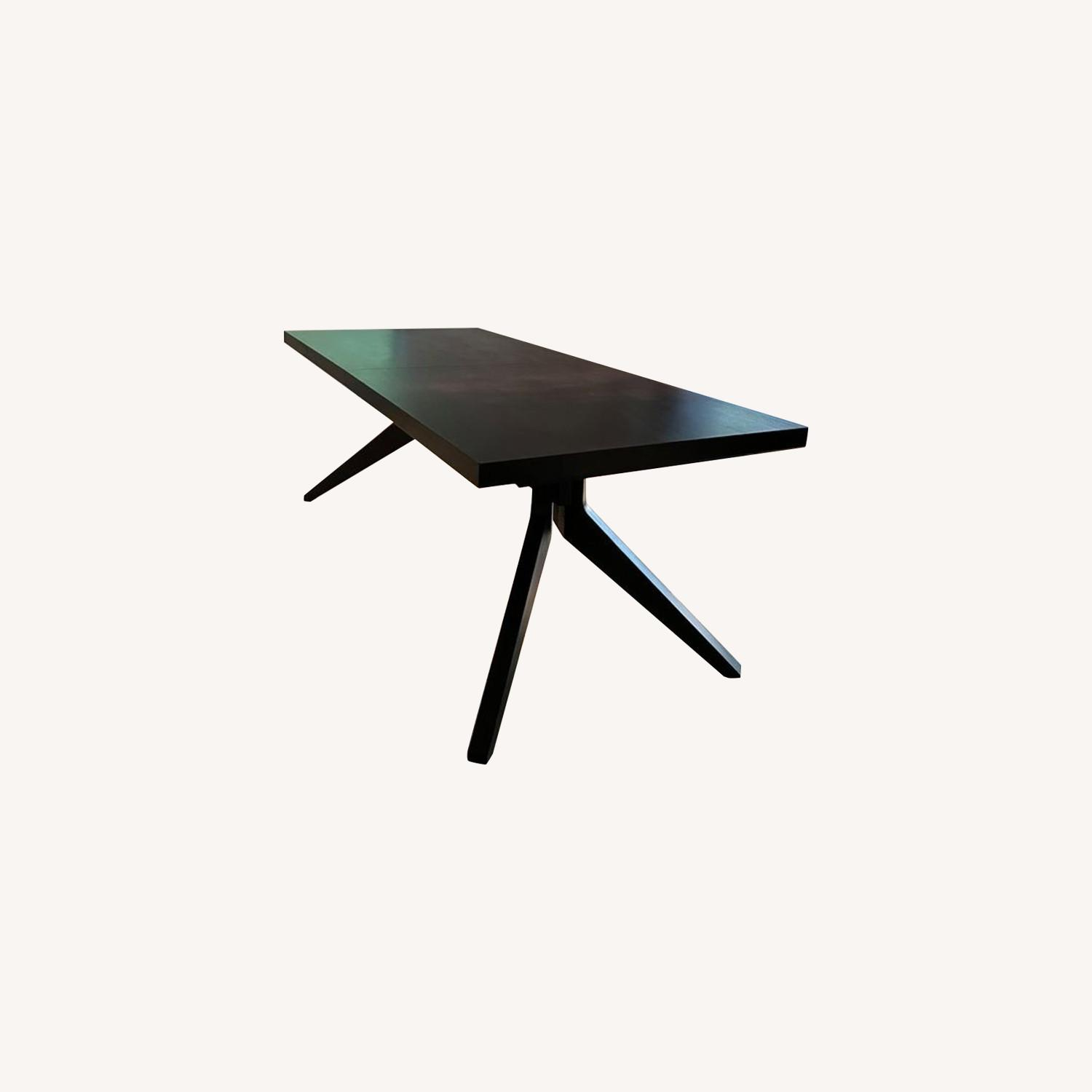 Design Within Reach Cross Extension Table - image-0