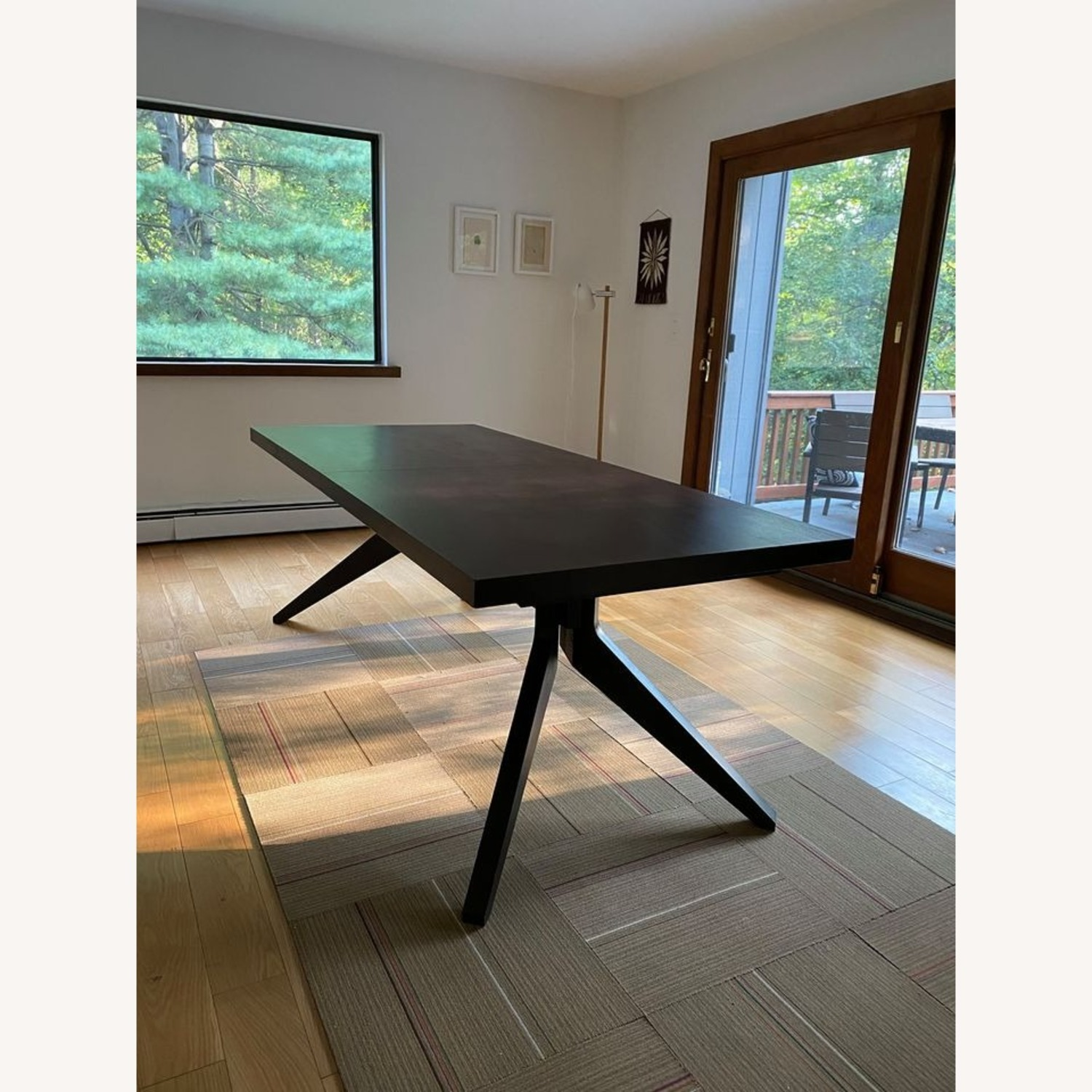 Design Within Reach Cross Extension Table - image-1