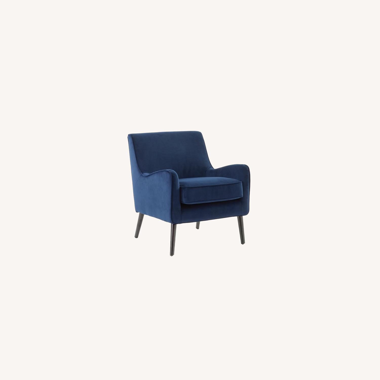 West Elm Book Nook Armchair - image-0