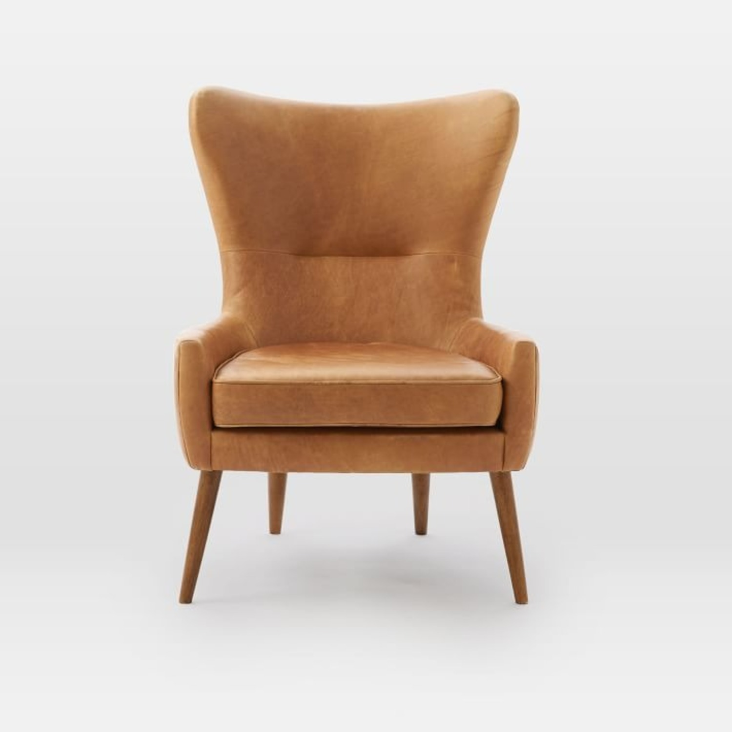 West Elm Erik Wing Chair - image-1