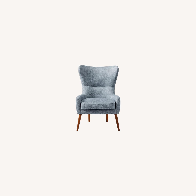 West Elm Erik Wing Chair - image-0
