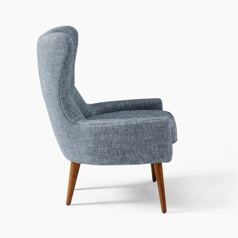 West Elm Erik Wing Chair - image-1