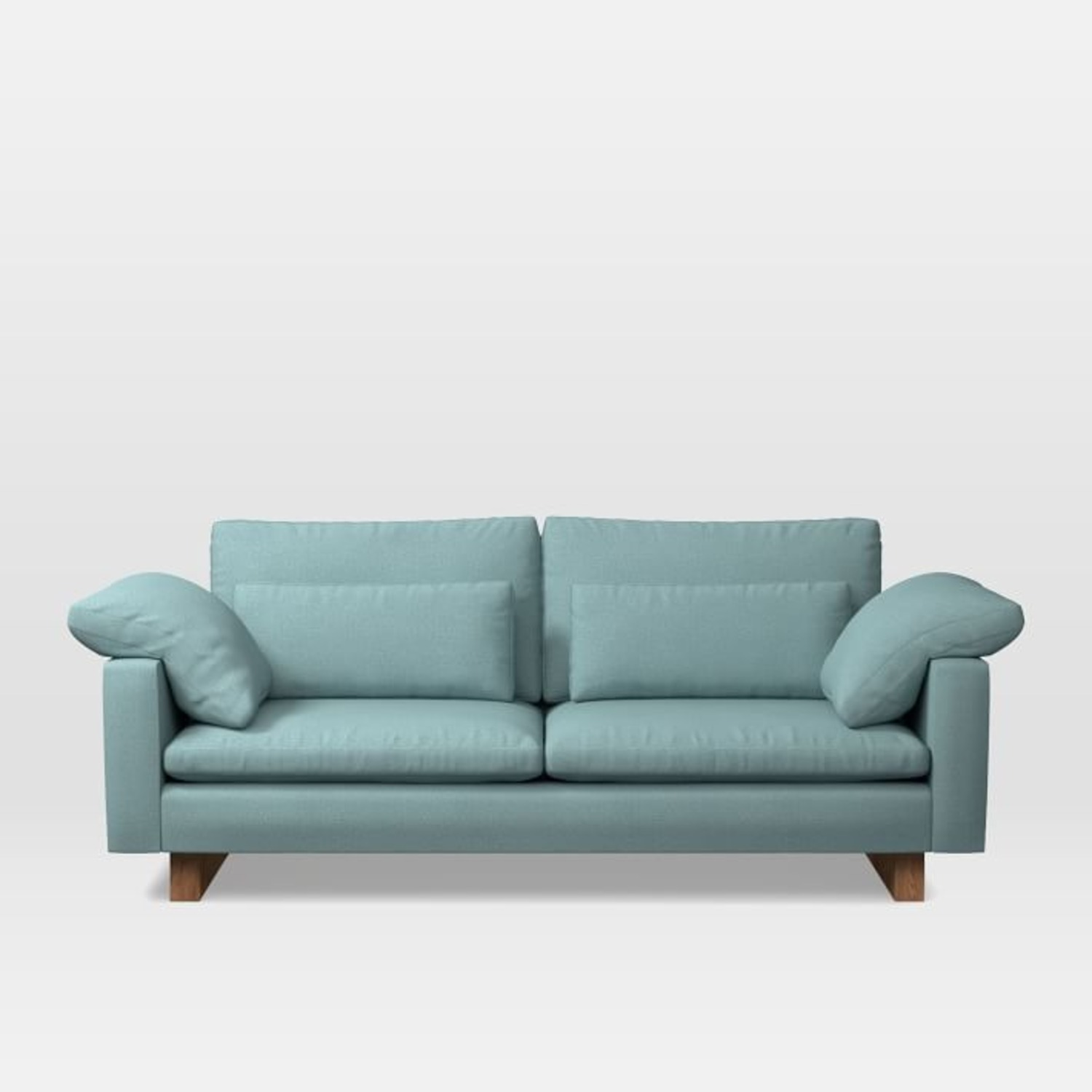 West Elm Harmony Sofa - image-1
