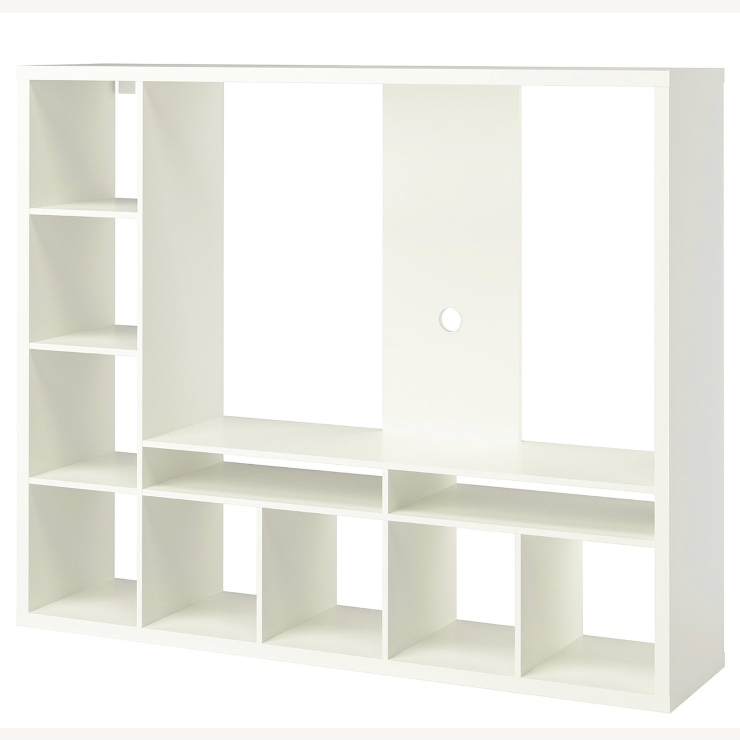 IKEA White TV Storage Unit - image-3