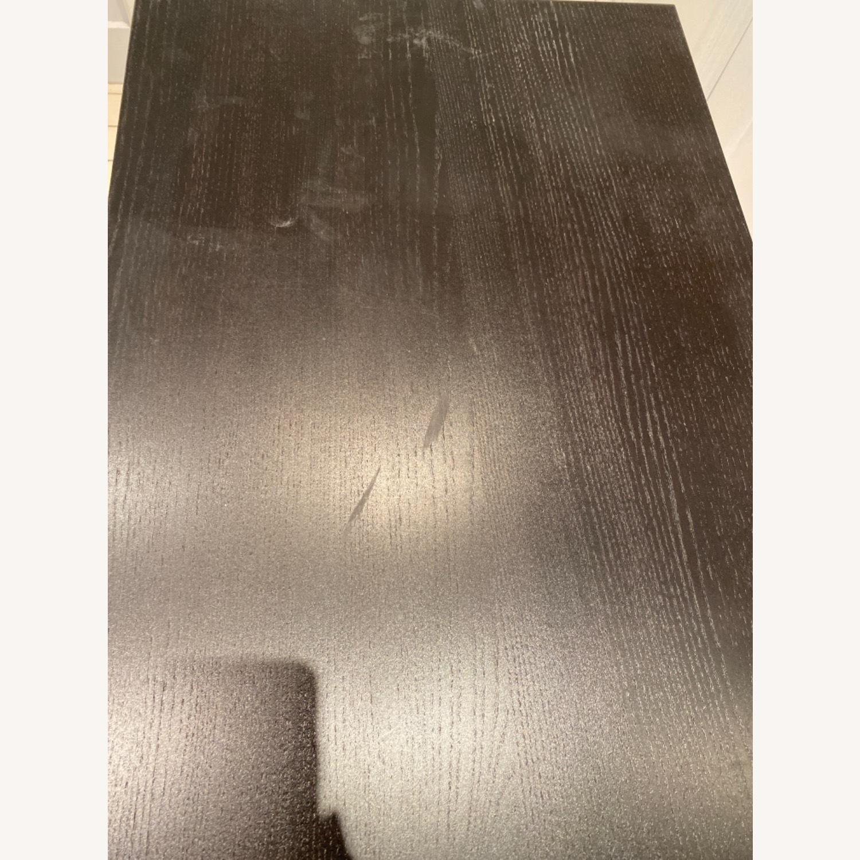 IKEA Expandable Black Desk - image-3