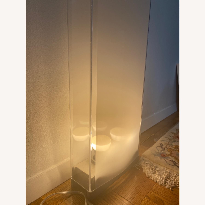 Design Within Reach Cortina Transparent Floor Lamp - image-3