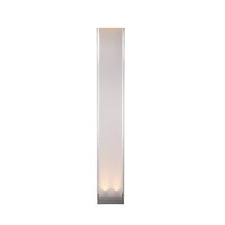 Design Within Reach Cortina Transparent Floor Lamp - image-0