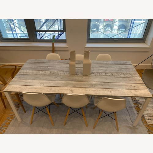 Used ABC Carpet and Home Dining Table for sale on AptDeco