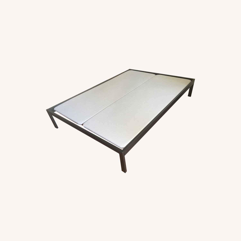 Room & Board Core Full Bed w/Platform Boards (2) - image-0