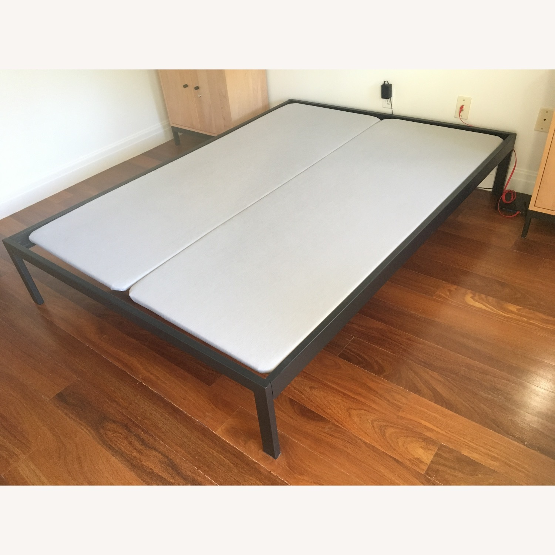 Room & Board Core Full Bed w/Platform Boards (2) - image-1
