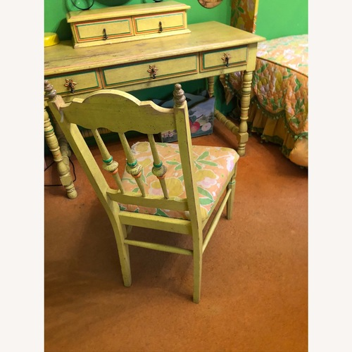 Used Carolina Cottage Vanity Chair for sale on AptDeco