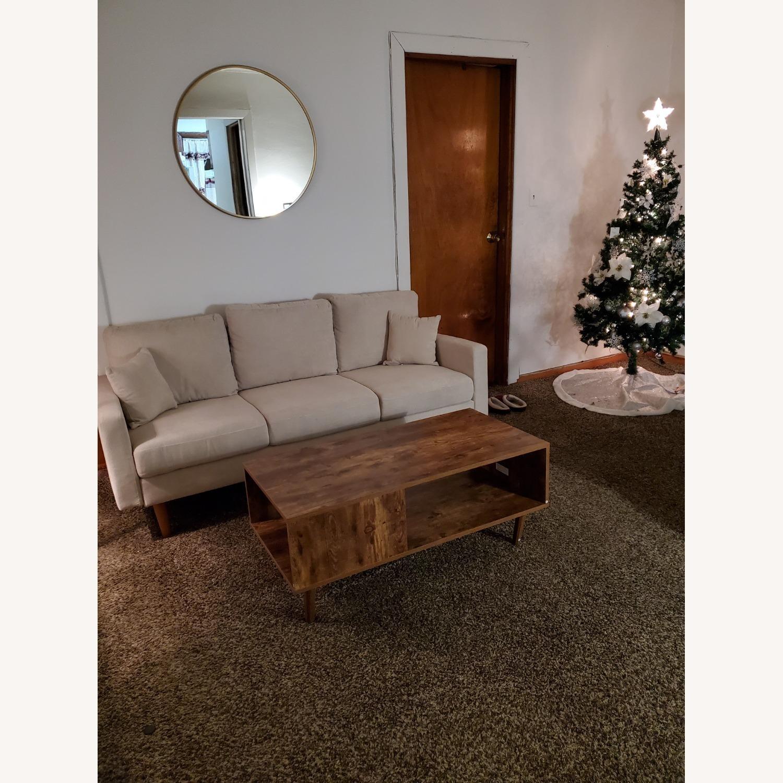 Mid Century Coffee Table - image-7