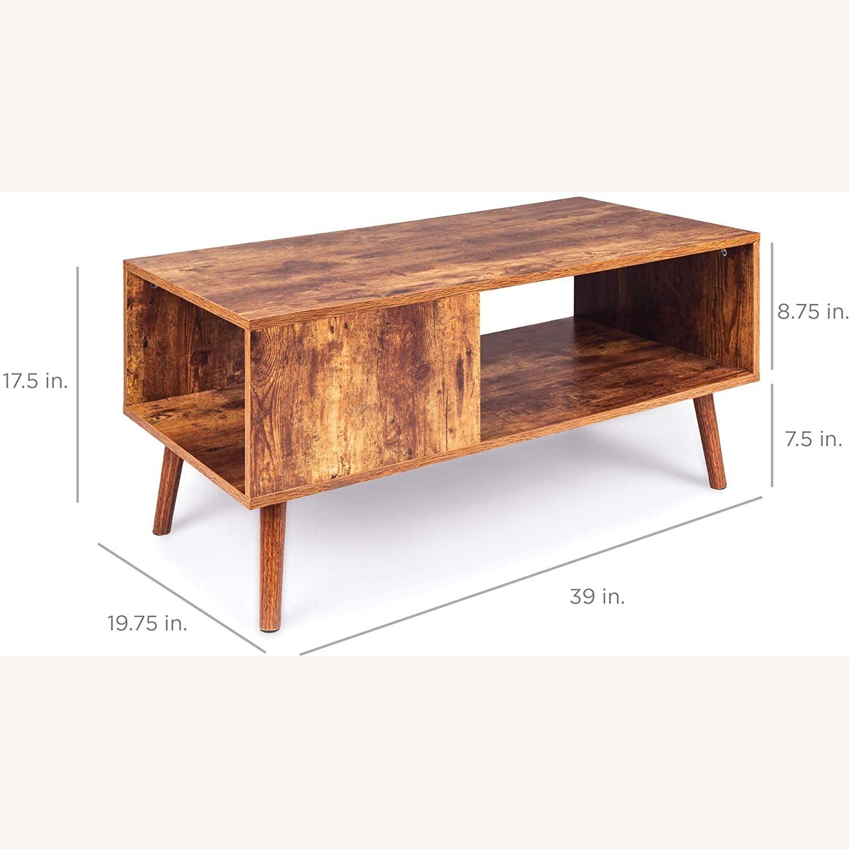 Mid Century Coffee Table - image-5