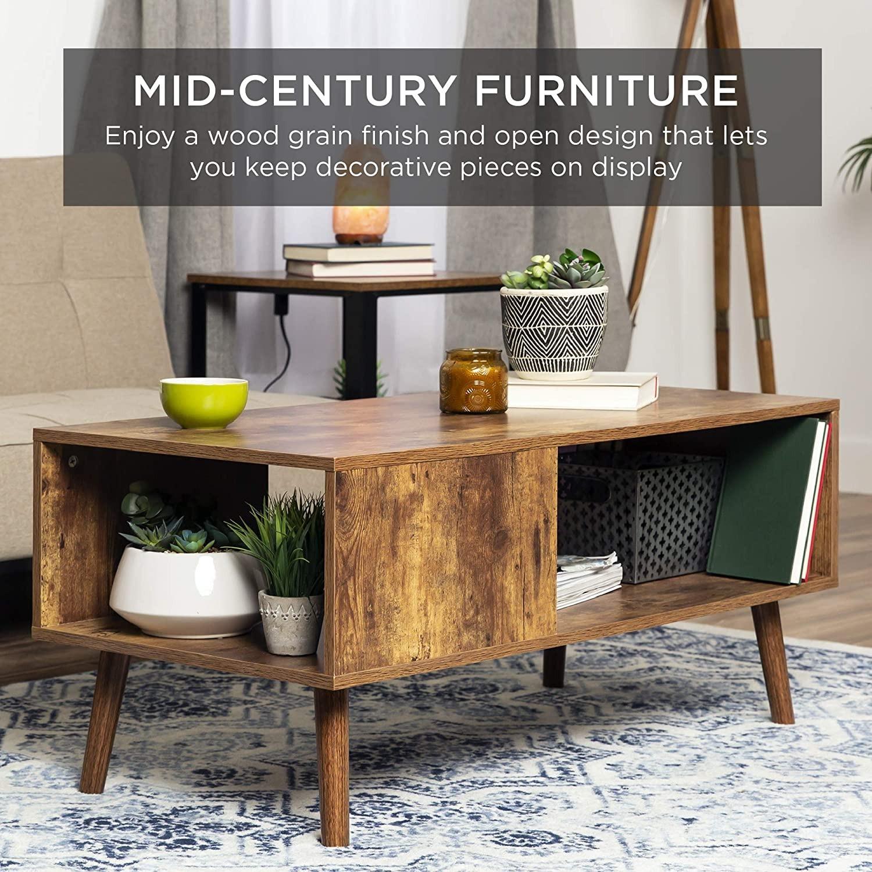 Mid Century Coffee Table - image-2