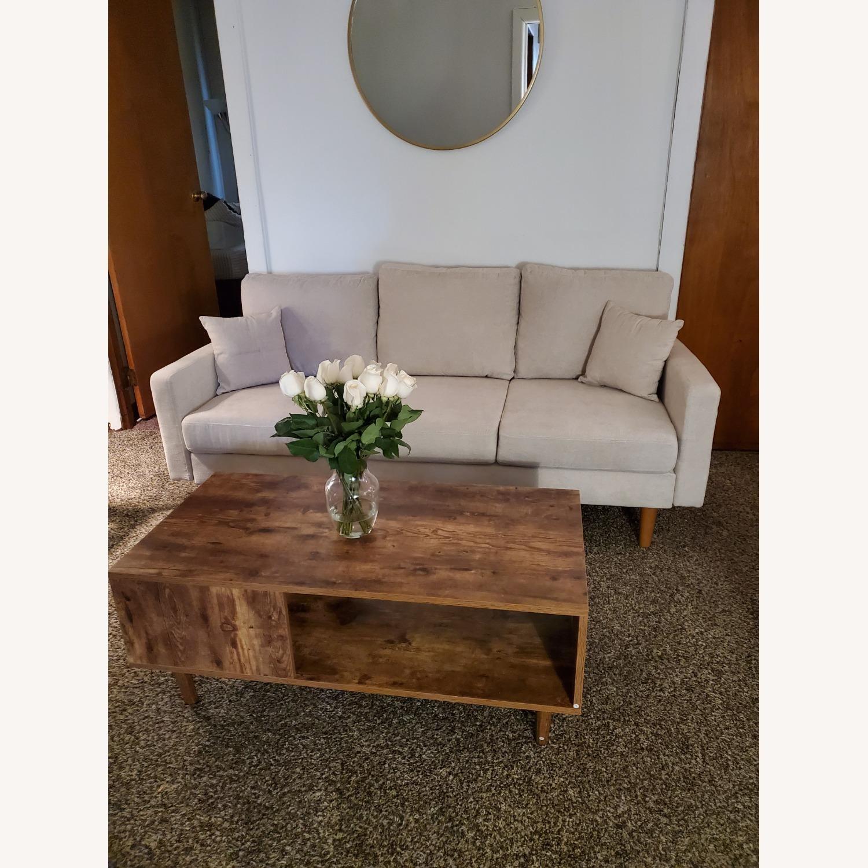 Mid Century Coffee Table - image-6