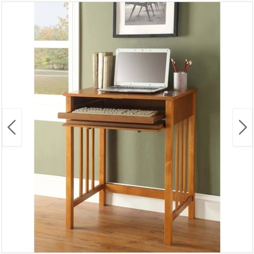 Used Small Wooden Desk for sale on AptDeco