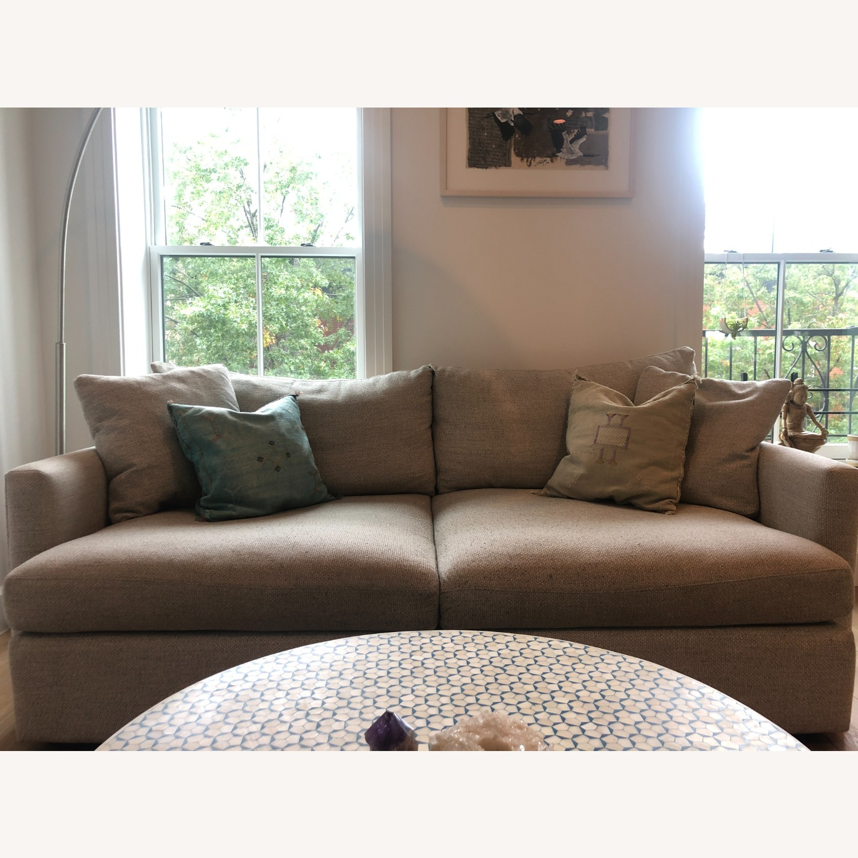 CB2 Lounge II Sofa - image-2