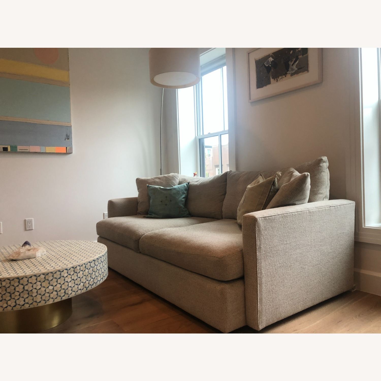 CB2 Lounge II Sofa - image-1