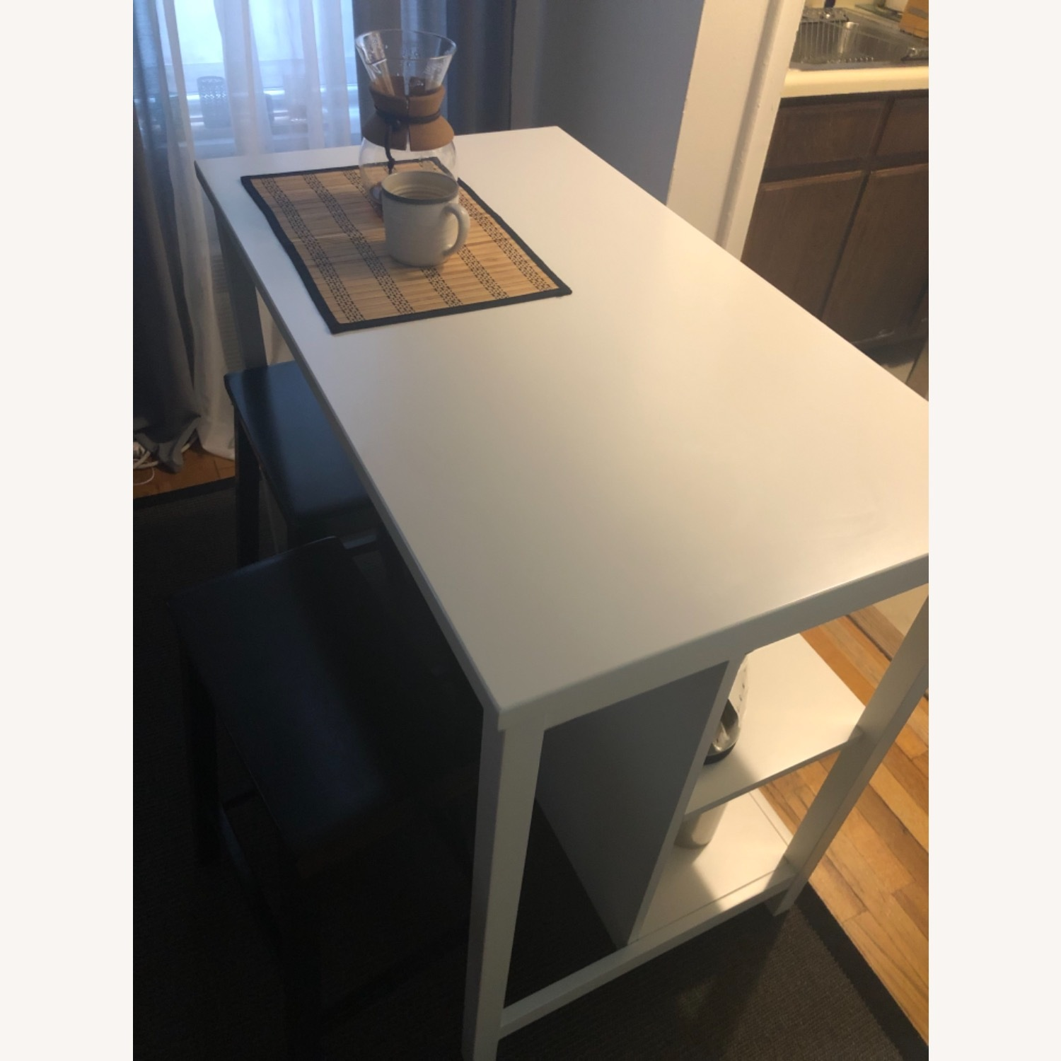 Pottery Barn Kitchen Island - image-2