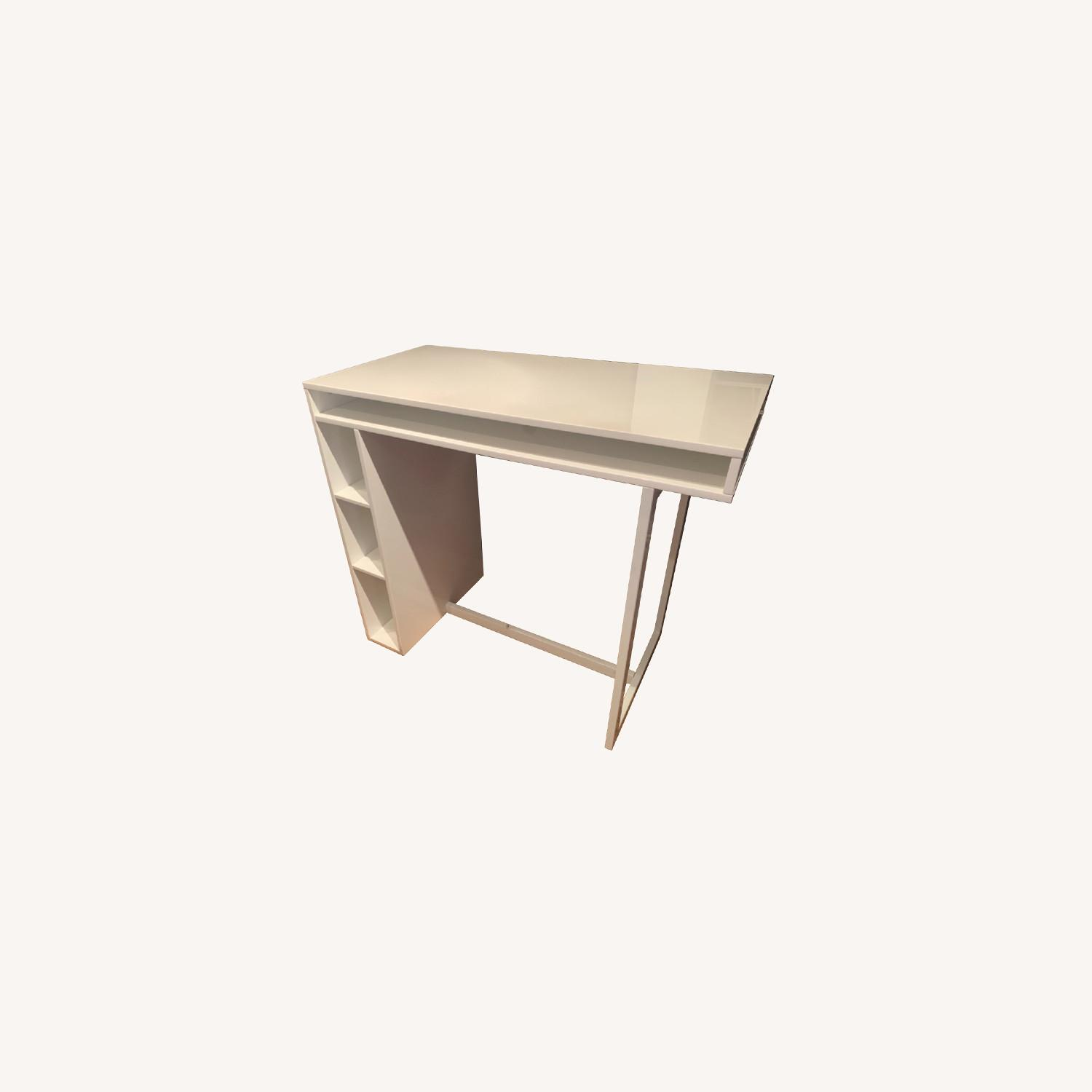 CB2 Bar-Height Dining Table/Desk - image-0