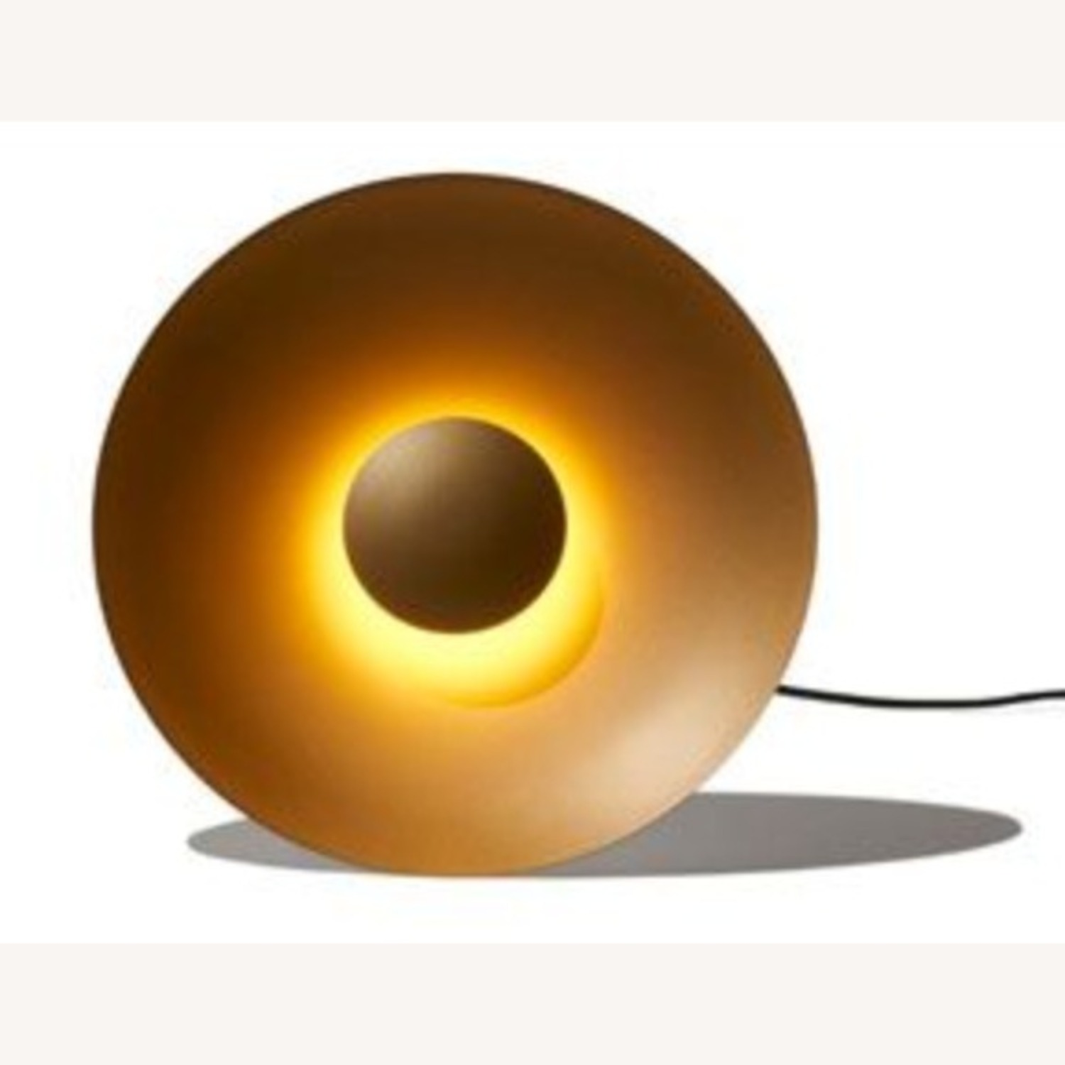 Industry West Dish Table Lamp - image-1