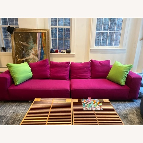 Used Ligne Roset Couch for sale on AptDeco
