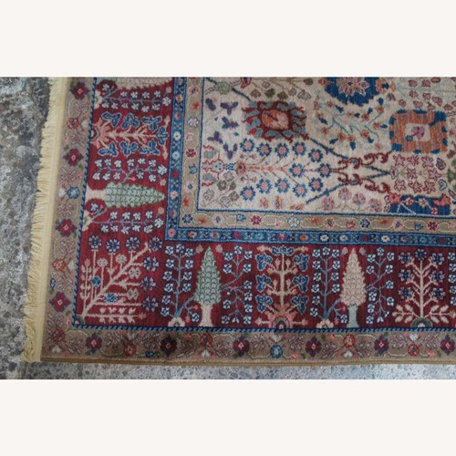 Used Karastan Samovar Teawash Wool Carpet Area Rug for sale on AptDeco