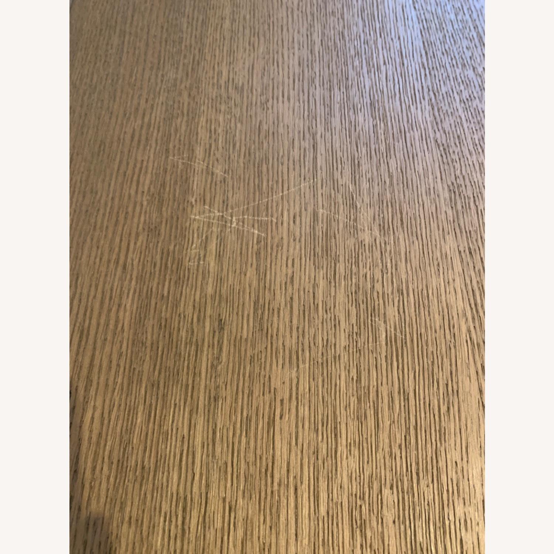 Restoration Hardware French Oak Console Table - image-4