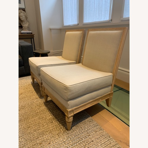 Used Bungalow 5 Devon Slipper Chair for sale on AptDeco