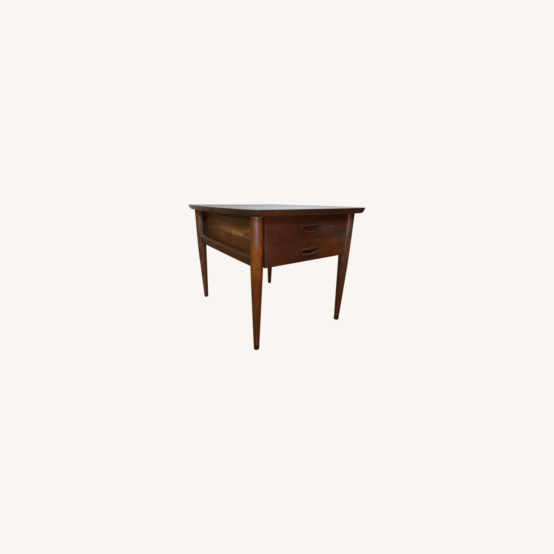 Lane Mid Century Modern Side Table Aptdeco