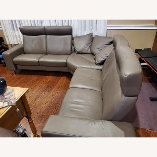 Used Ekornes Sectional Sofa for sale on AptDeco