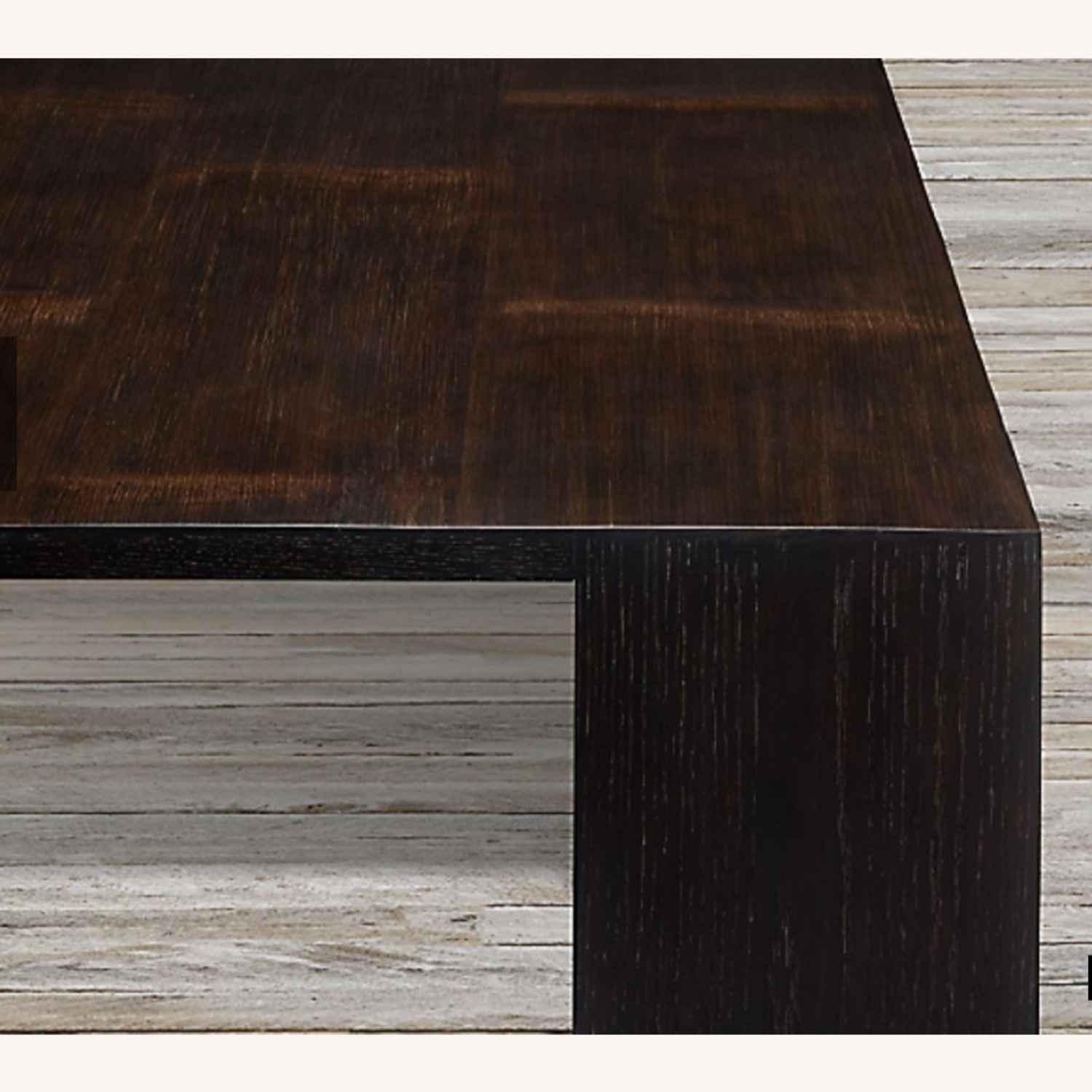 Restoration Hardware Wyeth Bamboo Rectangle Coffee Table - image-7
