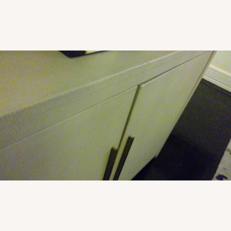 Restoration Hardware Graydon Panel Double Door Sideboard - image-4