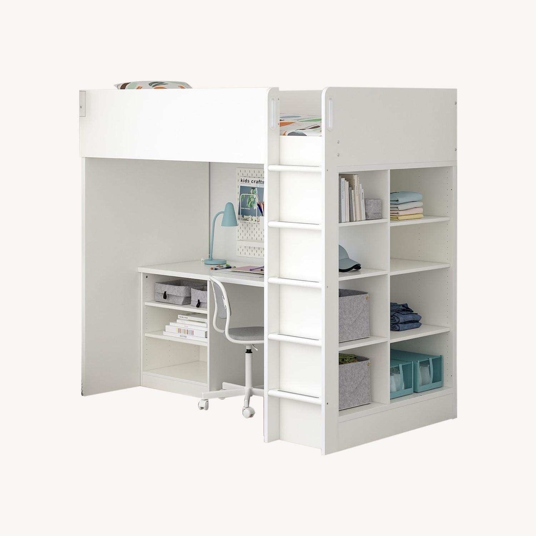 IKEA Stuva Loft Twin Bed - image-0