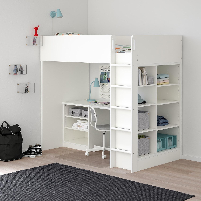 IKEA Stuva Loft Twin Bed - image-1